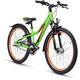 s'cool troX urban 24 3-S Bicicletta bambino verde